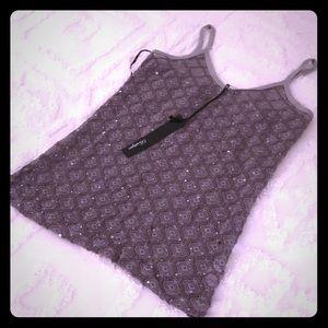 Gray BKE boutique cami
